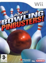 AMF Bowling: Pinbusters! voor Nintendo Wii