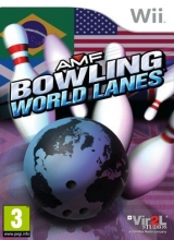 AMF Bowling World Lanes voor Nintendo Wii