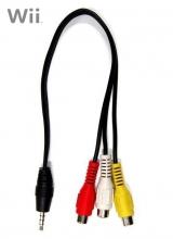 AV naar Jack kabel voor Nintendo Wii