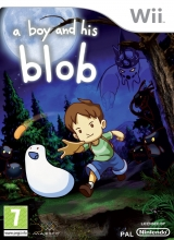 A Boy and his Blob voor Nintendo Wii