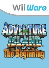 Adventure Island The Beginning voor Nintendo Wii