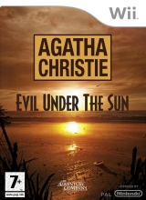 Agatha Christie Evil Under the Sun voor Nintendo Wii