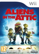 Aliens in the Attic voor Nintendo Wii