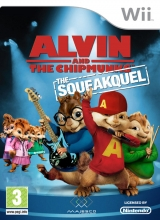 Alvin and the Chipmunks The Squeakquel voor Nintendo Wii