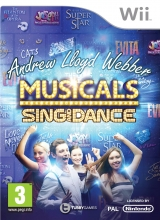Andrew Lloyd Webber Musicals Sing and Dance voor Nintendo Wii