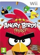 Angry Birds Trilogy voor Nintendo Wii