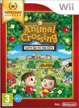 Animal Crossing: Let's Go to the City Nintendo Selects voor Nintendo Wii