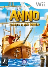 Boxshot Anno: Create a New World