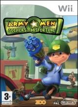 Army Men Soldiers of Misfortune voor Nintendo Wii