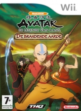 Avatar De Brandende Aarde voor Nintendo Wii