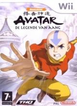 Avatar De Legende van Aang voor Nintendo Wii
