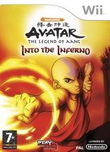 Avatar De Legende van Aang - De Vuurmeester voor Nintendo Wii