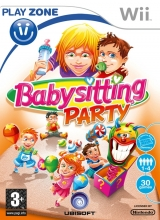 Babysitting Party voor Nintendo Wii