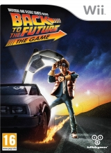 Boxshot Back to the Future: The Game