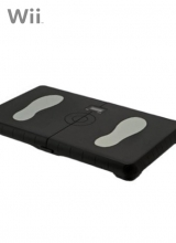 Balance Board Second Party Zwart voor Nintendo Wii