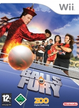 Boxshot Balls of Fury