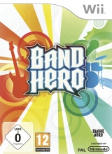 Band Hero voor Nintendo Wii