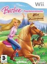 Barbie Paardenavonturen Het Paardrijkamp voor Nintendo Wii