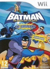 Batman The Brave and the Bold - The Videogame voor Nintendo Wii