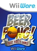 Beer Pong Frat Party Games voor Nintendo Wii
