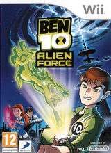 Ben 10: Alien Force voor Nintendo Wii