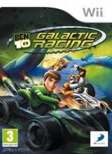 Ben 10: Galactic Racing voor Nintendo Wii