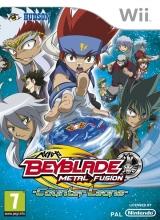 Beyblade Metal Fusion - Counter Leone - voor Nintendo Wii