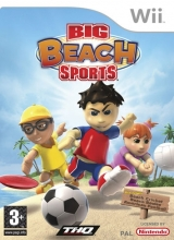 Big Beach Sports voor Nintendo Wii