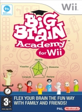 Big Brain Academy Losse Disc voor Nintendo Wii