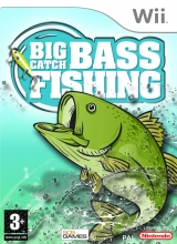 Big Catch Bass Fishing voor Nintendo Wii