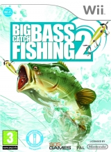 Big Catch Bass Fishing 2 voor Nintendo Wii
