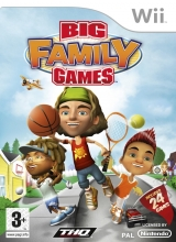 Big Family Games voor Nintendo Wii