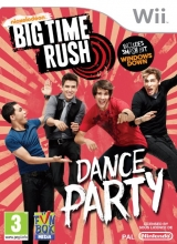 Big Time Rush Dance Party voor Nintendo Wii