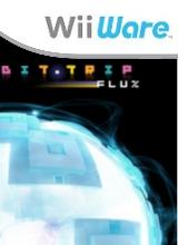 Bit Trip Flux voor Nintendo Wii