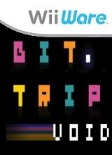 Bit Trip Void voor Nintendo Wii