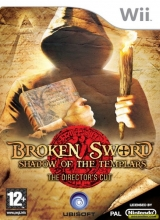 Broken Sword Shadow of the Templars - Directors Cut voor Nintendo Wii