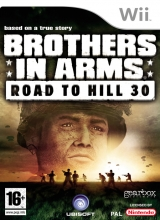 Brothers in Arms Road to Hill 30 voor Nintendo Wii