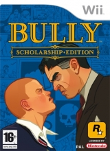 Bully: Scholarship Edition voor Nintendo Wii