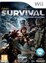 Cabela's Survival: Shadows of Katmai voor Nintendo Wii