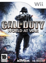 Call of Duty: World at War voor Nintendo Wii