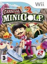Boxshot Carnival Games: Mini-Golf