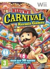 Carnival Nieuwe Kermis Games voor Nintendo Wii