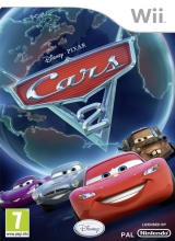 Cars 2: The Video Game voor Nintendo Wii