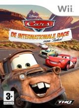 Cars: De Internationale Race van Takel voor Nintendo Wii