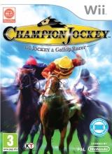 Champion Jockey G1 Jockey and Gallop Racer voor Nintendo Wii