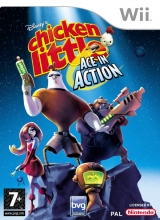 Boxshot Chicken Little: Ace in Action