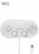 Classic Controller Second Party Wit voor Nintendo Wii