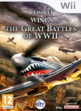 Combat Wings The Great Battles of WWII voor Nintendo Wii
