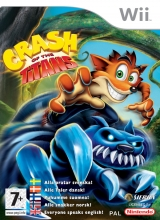 Crash of the Titans voor Nintendo Wii