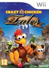 Crazy Chicken Tales voor Nintendo Wii